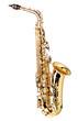 Leinwandbild Motiv saxophone-1