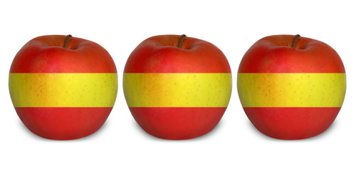 pommes espagne
