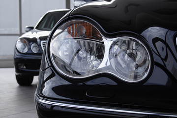 autocar, spotlight;