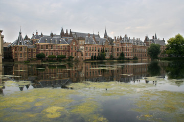 dutch parliament buildings