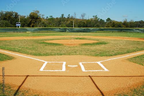 baseball field - 2657110