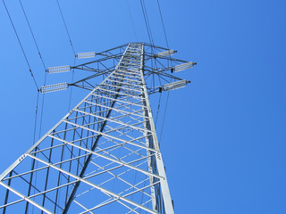 powerline tower