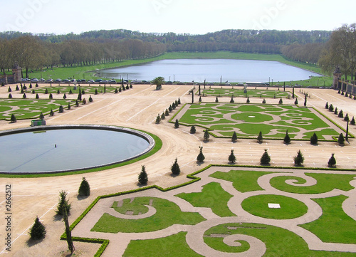 jardins de versailles de emmanuelle combaud photo libre de droits 2662512 sur. Black Bedroom Furniture Sets. Home Design Ideas