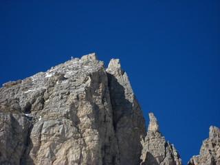 montagna croce