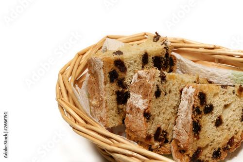 Fotobehang Brood irish soda bread