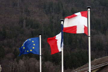 drapeaux savoie france europe