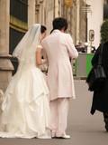 couple mariés poster