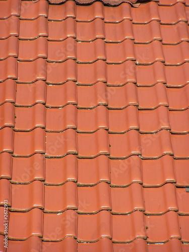 Rote Dachziegel rote dachziegel dachisolierung