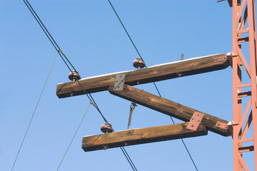 power line isolator