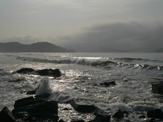 storm on sea 2