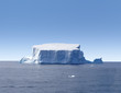 canvas print picture iceberg