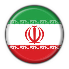 bottone bandiera iran button flag