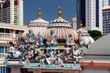 sri mariamman temple singapore poster