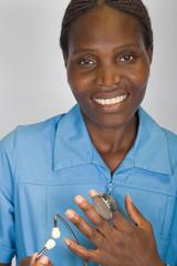 african american nurse