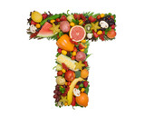 "alphabet of health - ""t"""