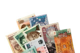 exotic banknotes poster