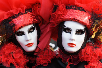 masques carnaval d'annecy 1