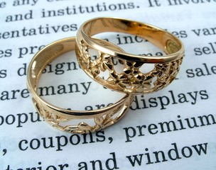 text and jewelry