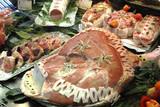 viande de veau poster