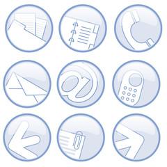 icon symbol kommunikation