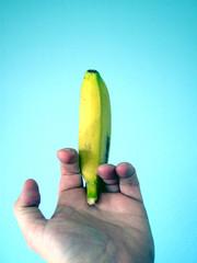 banana finger