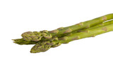 three asparagus shoots poster