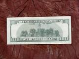 hundred dollar note poster