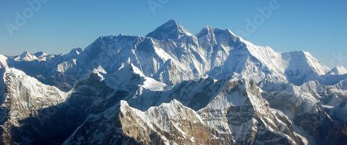 Fotobehang Nepal mt everest