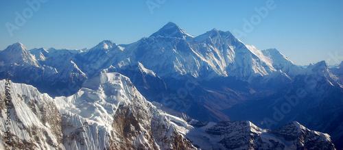 Foto Spatwand Nepal mt everest