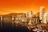 vancouver sunset-
