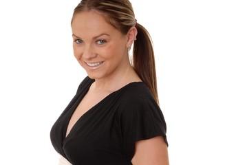 lovely brunette woman 14