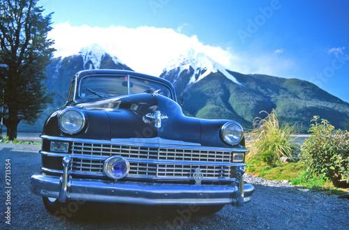 Fototapeten,autos,berg,alt,classic