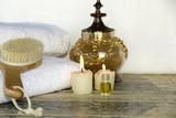 aromatherapy oil poster