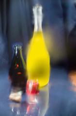 artistic bottles