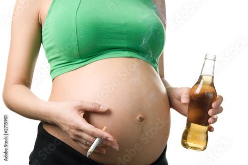 nieostrożna ciąża