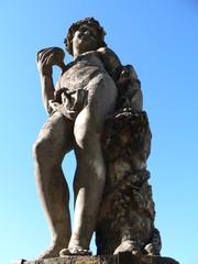 statue de dionysis