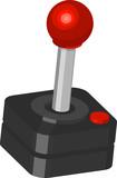 joystick poster