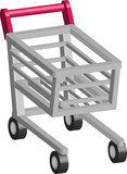 shopping cart trolley