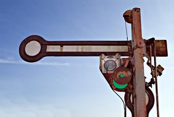 eisenbahnsignal