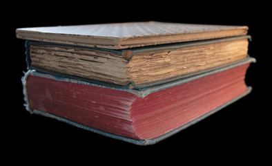 three old books