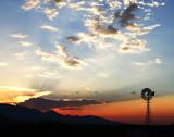 twilight windmill poster