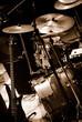 instruments sur scène - 2722508