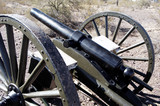 civil war cannon 1 poster