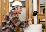 plumbing toilet repair poster