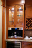 wine cabinet poster