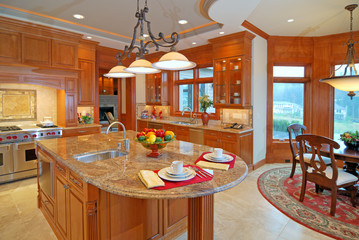 luxury kitchen series