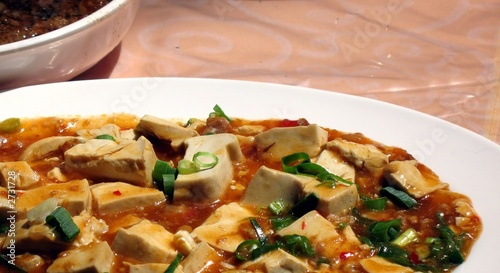 spicy bean curd