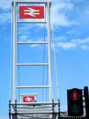 tube station symbol