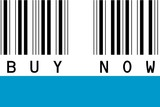 buy now barcode poster