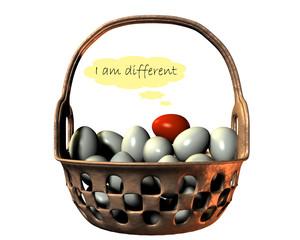 yo soy diferente